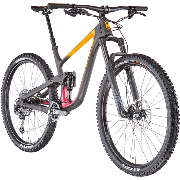 "Kona Process 134 CR/DL 29"" matte lead powder"