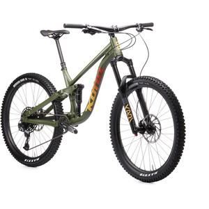 "Kona Process 153 27.5"" satin fatigue green satin fatigue green"