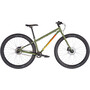 Kona Unit satin fatigue green