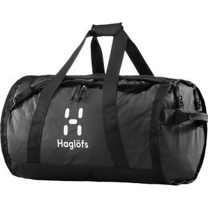 Haglöfs Lava 90 Duffel Bag true black true black