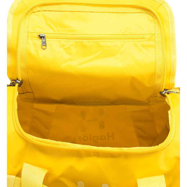 Haglöfs Lava 30 Duffel Bag sulphur yellow