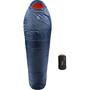 Haglöfs Tarius +1 Sleeping Bag 190cm midnight blue/tangerine