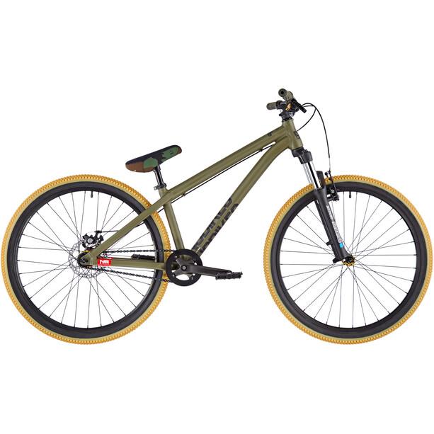 NS Bikes Zircus 2. Wahl camo