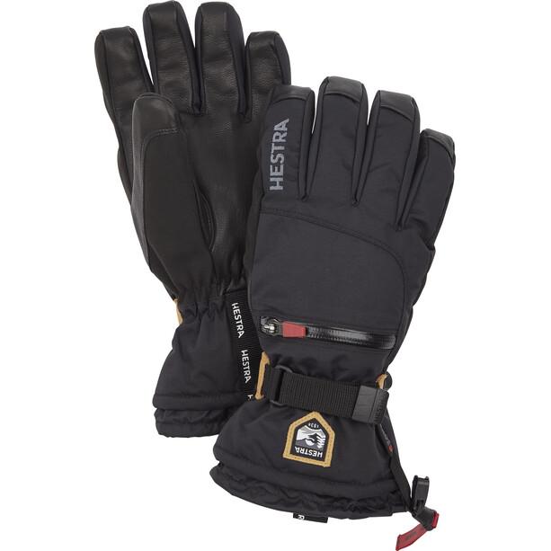 Hestra All Mountain CZone 5-Finger Handschuhe black