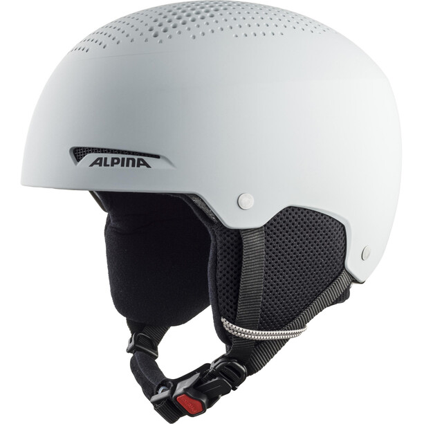 Alpina Zupo Ski Helmet Kids, gris