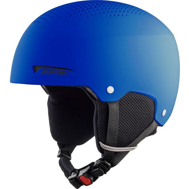 Alpina Zupo Ski Helmet Kids, bleu