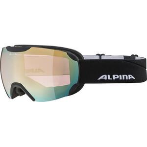 Alpina Pheos QVM Brille black matt black matt
