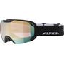 Alpina Pheos QVM Brille black matt