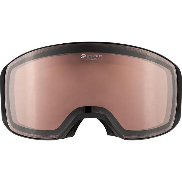 Alpina Arris QH Brille black matt