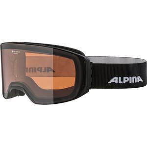 Alpina Arris QH Brille schwarz/orange schwarz/orange