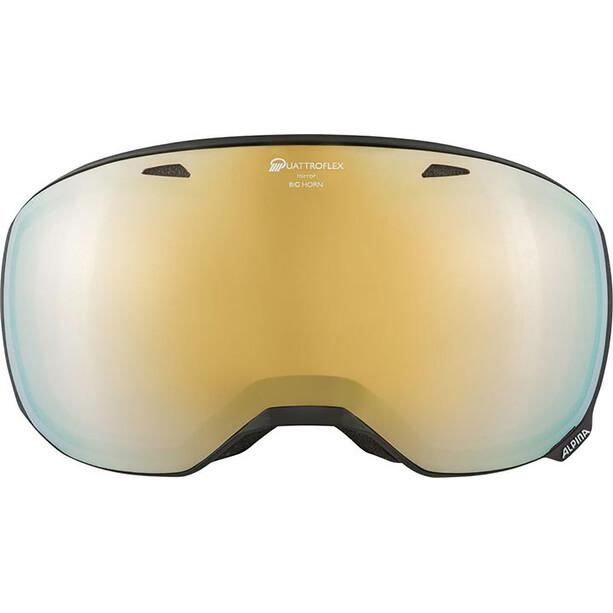 Alpina Big Horn QHM Brille black matt