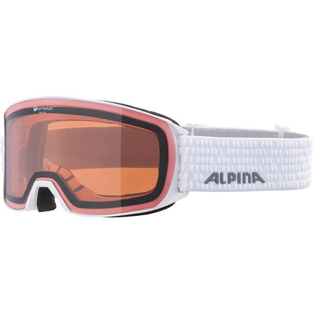 Alpina Alpina Nakiska QH Brille white