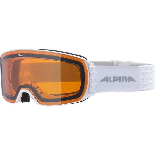 Alpina Alpina Nakiska DH Brille white