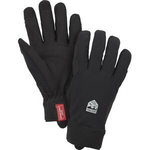 Hestra Windstopper Tracker 5 Finger Gloves black black