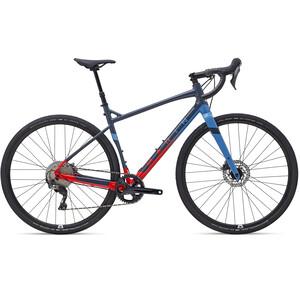 Marin Gestalt X11, bleu/rouge bleu/rouge