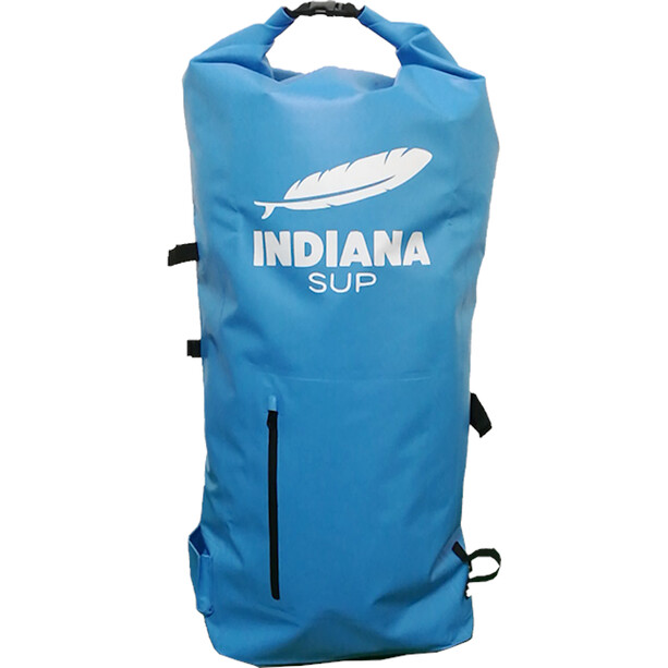 Indiana SUP 11'6 Feather Aufblasbares SUP Board white/blue