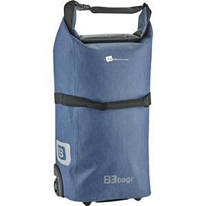 B&W International B3 Taschen-Trolley blau blau