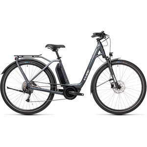 Cube Town Sport Hybrid One 500 Easy Entry, gris gris