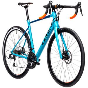 Cube Attain Race, Bleu pétrole/orange Bleu pétrole/orange