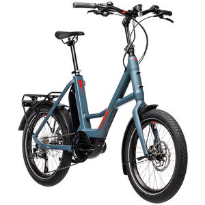 Cube Compact Hybrid Sport, blue'n'red blue'n'red