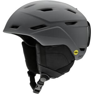 Smith Mission Mips Helmet, gris gris