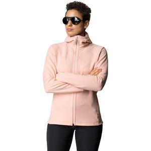 Houdini Mono Air Houdi Fleece Jacket Women, dulcet Pink dulcet Pink