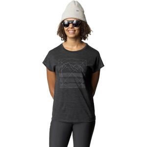 Houdini Activist Message T-Shirt Damen true black true black