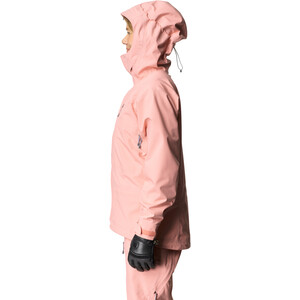 Houdini RollerCoaster Jacke Damen beaker pink beaker pink