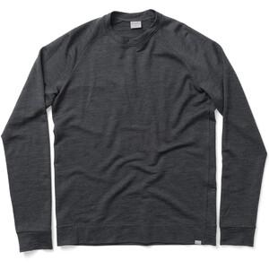 Houdini Campus Rundhals Sweater Herren schwarz schwarz
