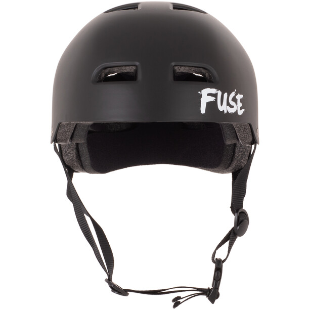 FUSE Alpha Helm matt black