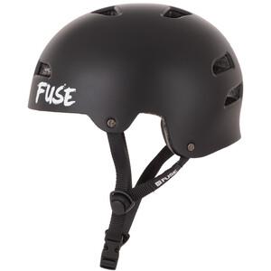 FUSE Alpha Helm matt black matt black