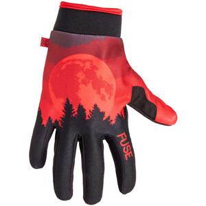 FUSE Chroma Blood Moon Käsineet, musta/punainen musta/punainen