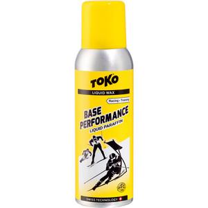 Toko Base Performance Flüssiges Paraffin yellow yellow