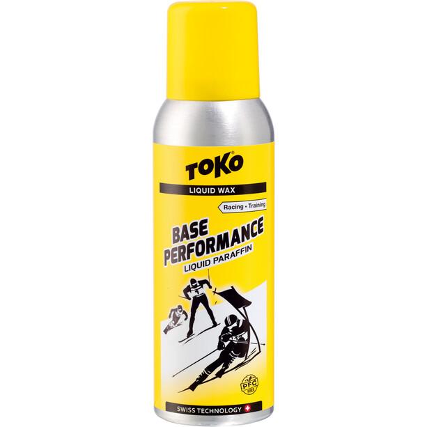 Toko Base Performance Flüssiges Paraffin yellow