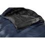 Y by Nordisk Passion Three Sleeping Bag M, Navy/Black