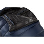 Y by Nordisk Passion Five Sleeping Bag L, Navy/Black