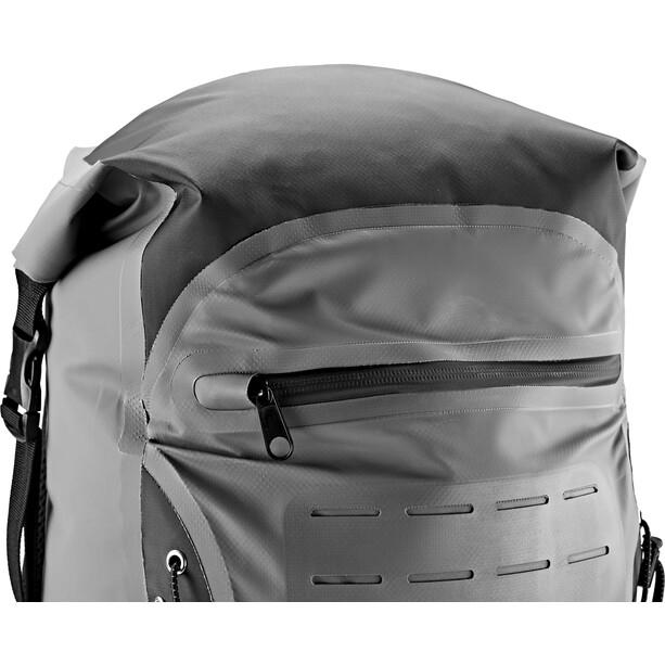 CAMPZ WP Rucksack 30l grau/schwarz