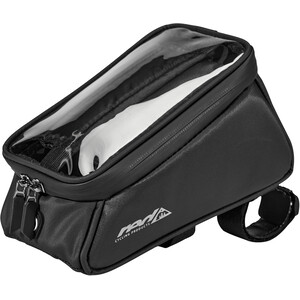 Red Cycling Products EVO-MO Top Tube Bag, noir noir