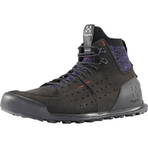 Haglöfs Duality AT1 GT Shoes Women true black/purple rain true black/purple rain