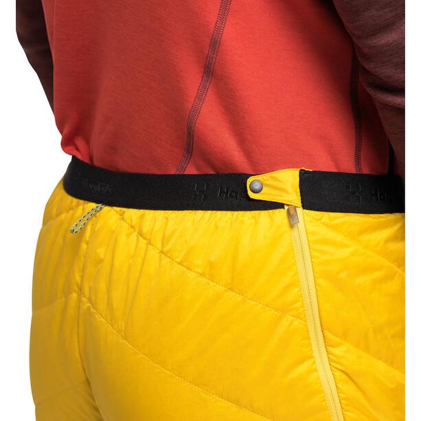 Haglöfs L.I.M Barrier Shorts Men pumpkin yellow