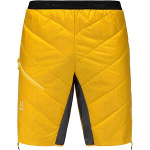 Haglöfs L.I.M Barrier Shorts Men pumpkin yellow pumpkin yellow