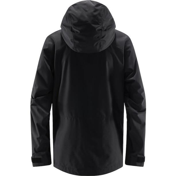 Haglöfs Lumi Jacket Men true black