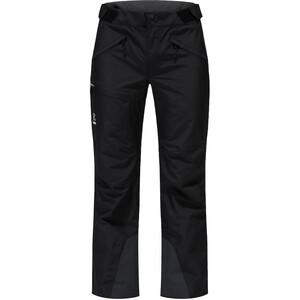 Haglöfs Lumi Form Pants Women true black true black