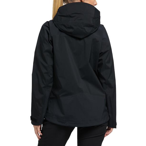 Haglöfs Roc Spire Jacket Women true black