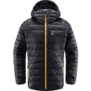 Haglöfs V Series Mimic Hood Jacket Men svart svart