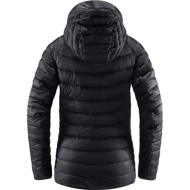 Haglöfs V Series Mimic Hood Jacket Women true black