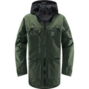 Haglöfs Vassi GTX Pro Jacket Men fjell green/true black fjell green/true black