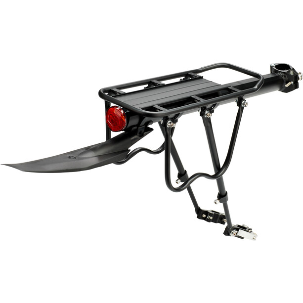 Red Cycling Products Universal QR Rack black
