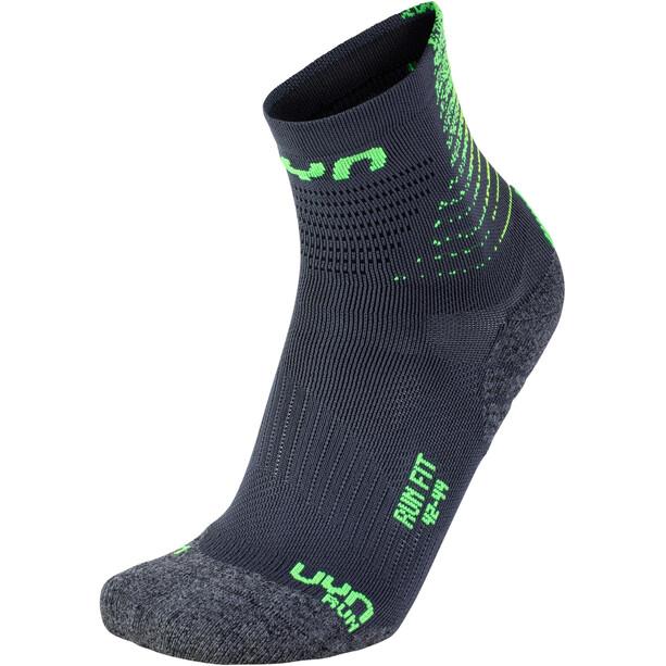 UYN Run Fit Socks Men, gris