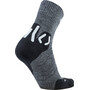 UYN Trekking Approach Merino Mid-Cut Socken Herren anthracite/black